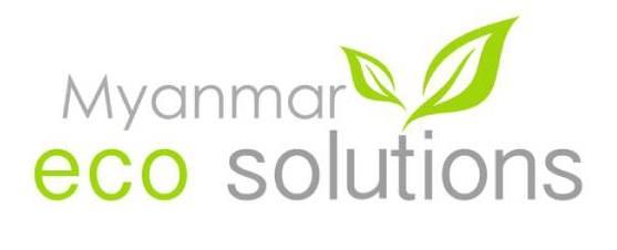 Myanmar Eco Solutions Logo